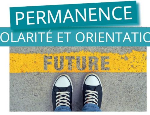 Permanence scolarité et orientation au Café des Parents