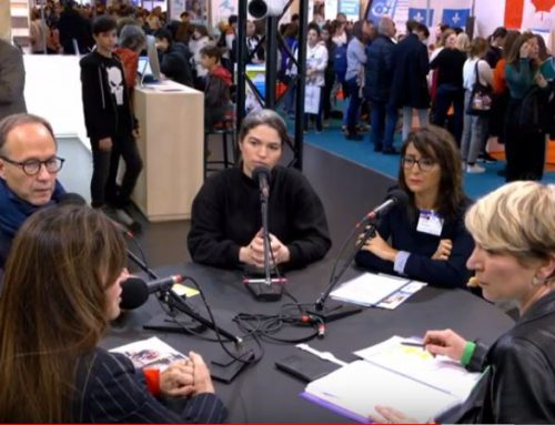 Salon européen de l'éducation – Notre ligne Stop Harcèlement à l'école